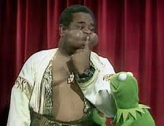 Dizzy and Kermit