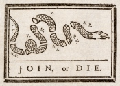Ben Franklin Join or Die Cartoon