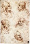 Da Vinci Caricature