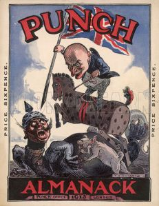 Ww1 Cartoon / Punch