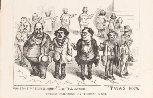 Thomas NAst BOss Tweed
