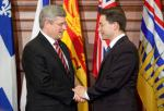 Harper and Pierre Poilievre