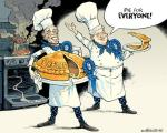 Harper Pie For Everyone Toon  David Parkins