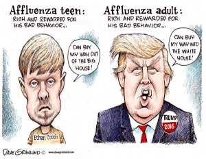 Affluenza-duo