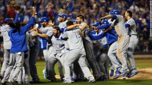 Kansas City Royals Win World Series
