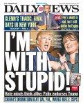 Trump Palin Im With Stupid