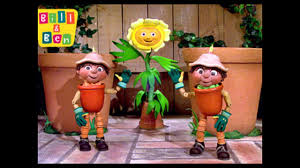 Bill and Ben The Flowerpot Men