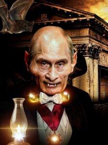 Putin Dracula Robin Lawson